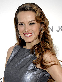 Petra Nemcova Talks Business in N.Y.C.