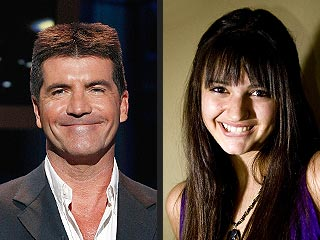 Rebecca Black's Biggest Fan – Simon Cowell!