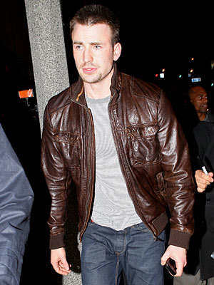 Captain America, Chris Evans, Flirts with Ashley Greene