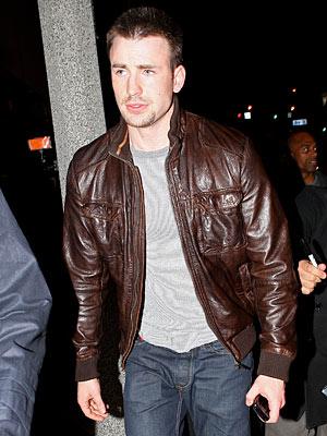 Captain America, Chris Evans, Flirts with Ashley Greene