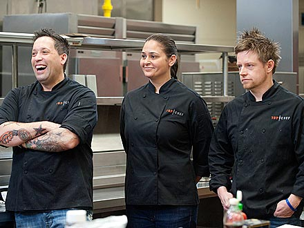 Top Chef Recap - Results, Elimination and Finalists