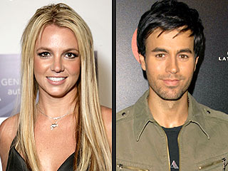 Enrique Iglesias Not Touring with Britney Spears