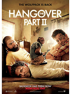 The Hangover Part II Poster Revealed