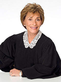 Judge Judy Goes to Hospital to 'Chill'