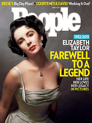 Elizabeth Taylor: Details of Her Final Days