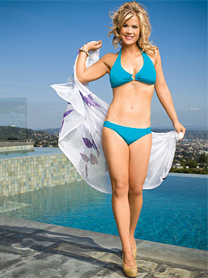Alison Sweeney Bikini Picture from Biggest Loser