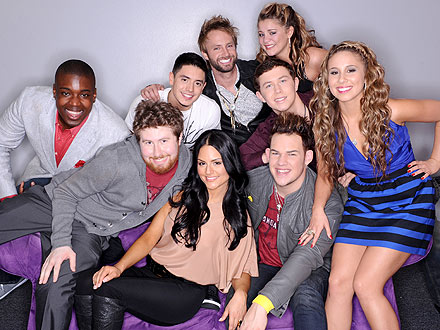 American Idol Season 10 Contestants - Who's Winning?