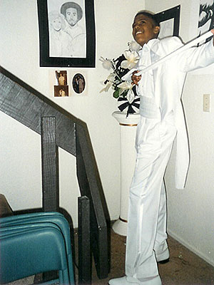 Nick Cannon Pictures from His Prom