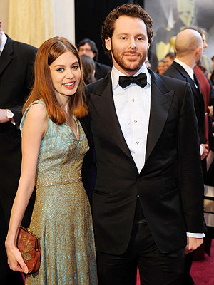 Sean Parker Engaged