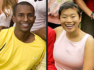 Amazing Race Contestants Christina Hsu and Azaria Azene Wed