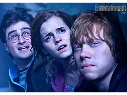 Scenes from the Final Harry Potter Movie Revealed