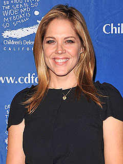 Mary McCormack Has Her Third Child