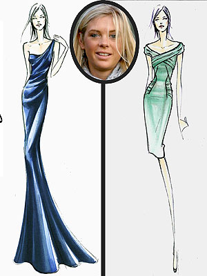Royal Wedding: Chelsy Davy Two Dresses