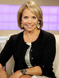 Katie Couric Takes a Break