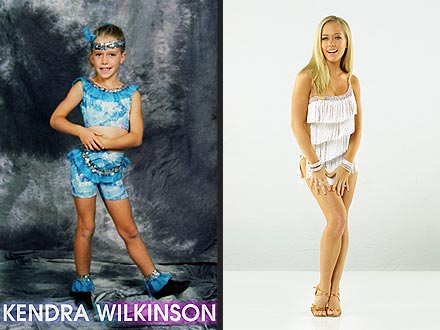 Dancing with the Stars, Kendra Wilkinson Photos