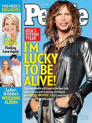 Steven Tyler: Sober and Grateful