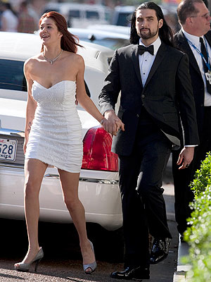 Nicolas Cage's Son Weston Marries in New Orleans