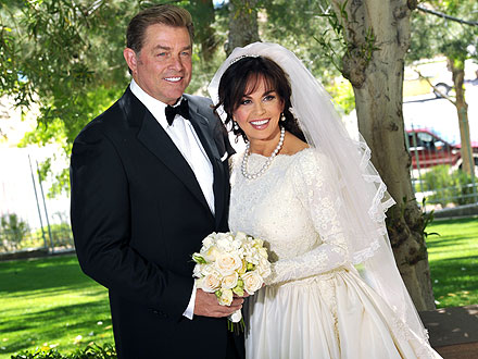 Marie Osmond Remarries Her First Husband