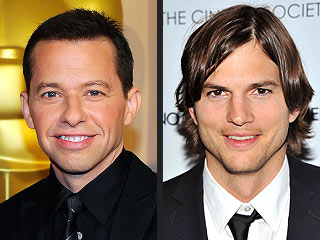 Ashton Kutcher -  Jon Cryer Is 'Jazzed' to Work with Him