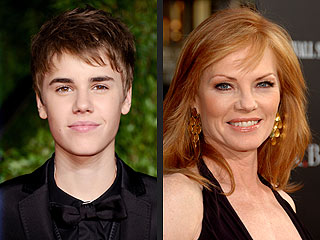 Marg Helgenberger - Justin Bieber Is a Brat, He Calls That Lame