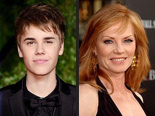 Marg Helgenberger - Justin Bieber Is a Brat, He Calls That Lame