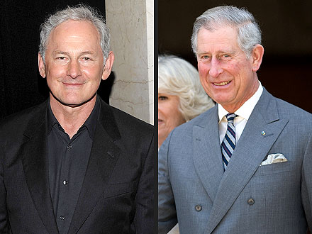 Victor Garber, Prince Charles, Hallmark Channel Movie