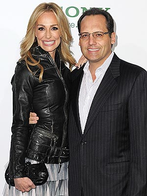 Taylor Armstrong, Russell's Family in Accord