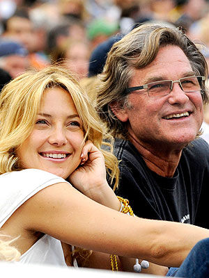 Kurt Russell Loves Kate Hudson's Exes