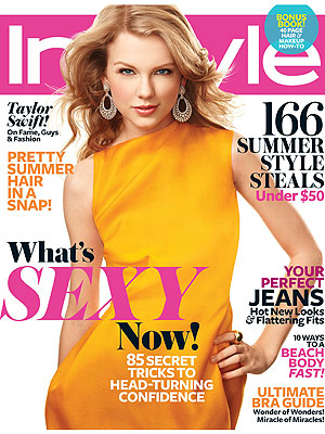 Taylor Swift Talks Love