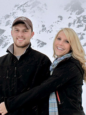 Track Palin Divorcing Wife Britta