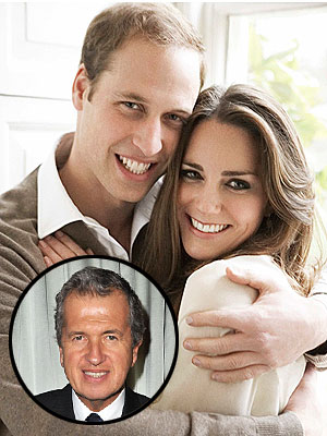 Prince William, Kate's Mario Testino Shoot