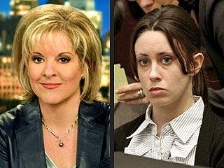 Headline News Commentator Nancy Grace Reacts to Casey Anthony Acquittal