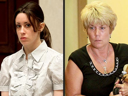 Casey Anthony Murder Trial: Cindy Anthony Testifies About Hair