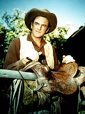 James Arness, Star of Gunsmoke, Dies at 88