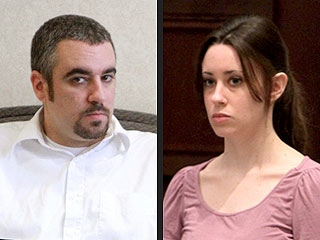 Casey Anthony Trial: Casey Cries in Court