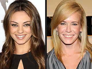 MTV Movie Awards: Mila Kunis, Chelsea Handler Are Presenters