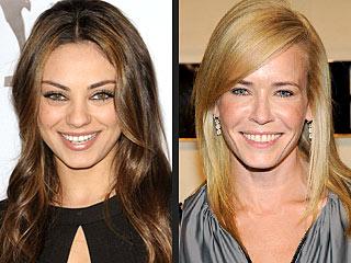 MTV Movie Awards: Mila Kunis, Chelsea Handler Are Presenters