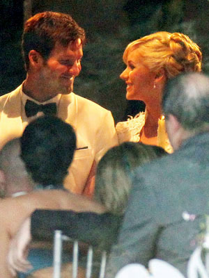 Inside Tony Romo and Candice Crawford's Wedding