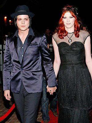 Jack White, Karen Elson Divorce Party