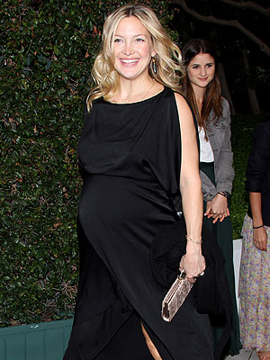 Pregnant Kate Hudson's Baby Shower