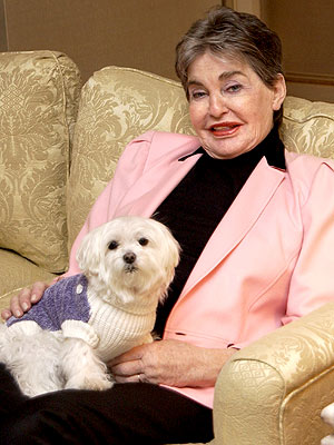 Leona Helmsley's Dog Heir, Trouble, Is Dead