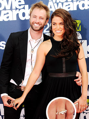 Nikki Reed, Paul McDonald Engaged