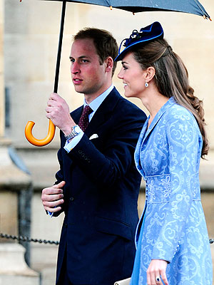 Prince William and Catherine Mark Prince Philip&#39;s 90th Birthday