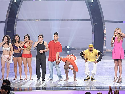 SYTYCD: Elimination Night Results