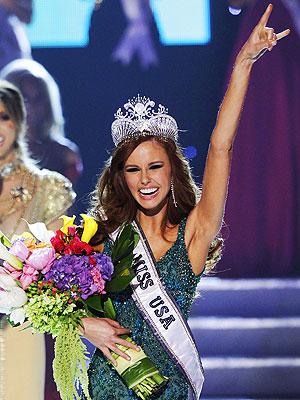 Miss USA Winner Named: Alyssa Campanella
