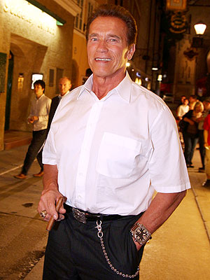 Arnold Schwarzenegger on 60 Minutes: How He Found Out He Had Another Son