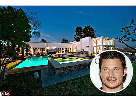 Nick Lachey's Bel Air Bachelor Pad Goes on the Market
