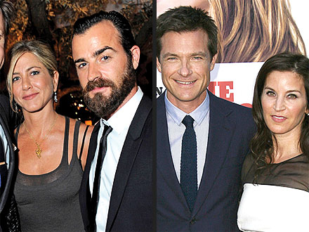 Jennifer Aniston & Jason Bateman's Double Date