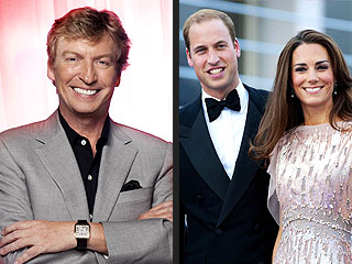 Nigel Lythgoe Preps for Royal Visit BAFTA Event