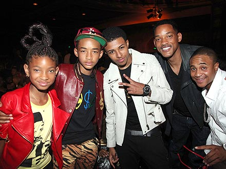 2011 BET Awards: Patti LaBelle, Willow & Jaden Smith Shine